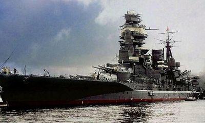 Tàu chiến 'quái vật' của Nhật Bản trong Thế chiến thứ II: Chưa kịp đánh đã chìm
