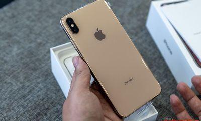 Cận cảnh chiếc iPhone XS Max đầu tiên về Việt Nam, giá