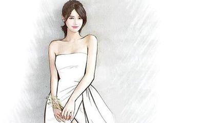 Hé lộ mẫu váy cưới tuyệt đẹp Nhã Phương sẽ diện trong hôn lễ với Trường Giang