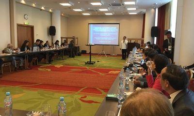 """Hội Luật gia VN dự hội thảo """"Thực trạng tại Biển Đông – các biện pháp giải quyết tranh chấp khả thi"""""""