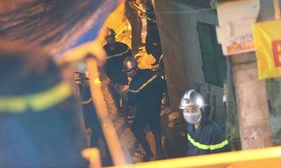 Vụ cháy ở Đê La Thành: Công an Hà Nội đang củng cố hồ sơ để khởi tố vụ án