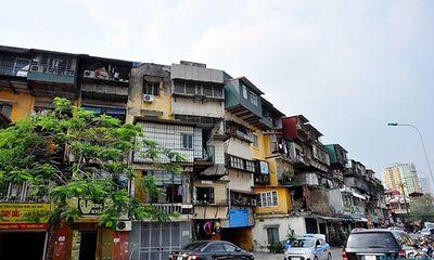 Bí thư Thành ủy Hà Nội: Sớm triển khai quy hoạch cải tạo các chung cư cũ