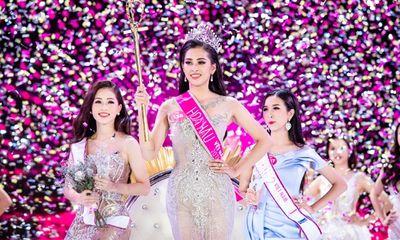 Tân Hoa hậu Trần Tiểu Vy: