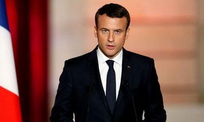 Tổng thống Pháp: IS đứng sau các cuộc tấn công hóa học tại Syria và Iraq
