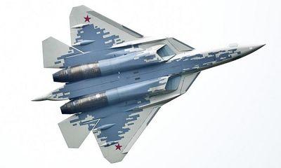 Tiết lộ về chiến đấu cơ Su-57 của Nga: Mang tên lửa siêu thanh, bắn hạ kẻ địch cách xa 300km