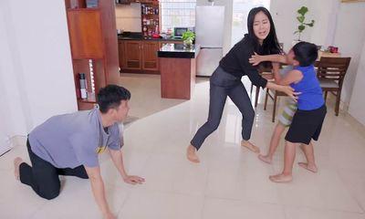 Gạo nếp gạo tẻ tập 64: Công van xin quay lại bị Hương đuổi thẳng ra khỏi nhà