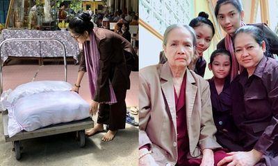 Cảm động tấm lòng Trương Thị May dành cho bà nhân ngày Quốc tế người cao tuổi