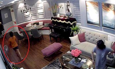 Nữ giúp việc nghi đập lợn, trộm đồng hồ Rolex hơn 200 triệu đồng
