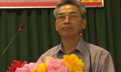 Vụ Phó Chủ tịch huyện bị khởi tố vì tham ô 40 tỷ: Tiếp tục đình chỉ sinh hoạt Đảng