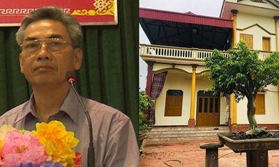 Vụ Phó Chủ tịch huyện bị khởi tố vì tham ô 50 tỷ: Gia đình đối tượng có cuộc sống giản dị