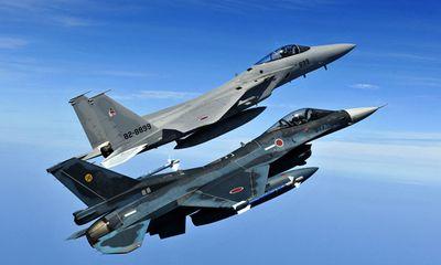 Chiến đấu cơ Nhật Bản xuất kích hàng trăm lần chặn máy bay Trung Quốc
