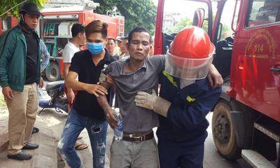Vụ cháy tại Khu đô thị Trung Văn, Hà Nội: Phát hiện 1 thi thể