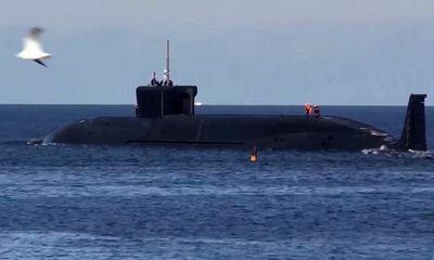 So sánh sức mạnh tàu ngầm hạt nhân trên thế giới
