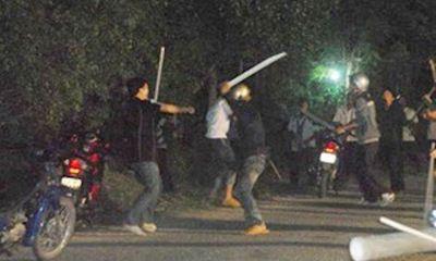 Diễn biến mới vụ 2 nhóm giang hồ dùng ám hiệu khi hỗn chiến trên cầu Nhị Thiên Đường