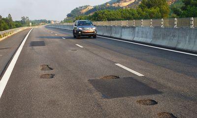 Phó Thủ tướng yêu cầu làm rõ trách nhiệm vụ hư hỏng cao tốc Đà Nẵng - Quảng Ngãi