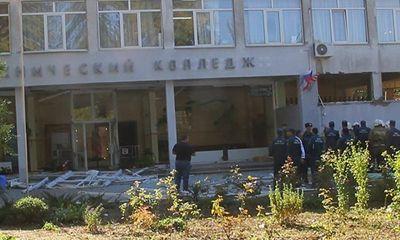 Đánh bom, xả súng khủng bố tại trường học ở Crimea: Thủ phạm là sinh viên