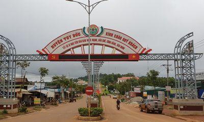 Một cán bộ ở Đắk Nông bị cách chức vì quan hệ bất chính