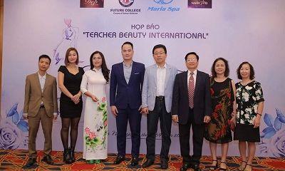 Cô giáo Vương Thị Hồng - Ứng viên sáng giá của hội thi Teacher Beauty International 2018