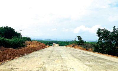 Đề xuất giãn tiến độ đường Hồ Chí Minh do thiếu vốn