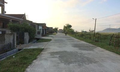Hà Tĩnh: Lòng đất nổ lớn, nhà cửa rung lắc, người dân tháo chạy trong đêm
