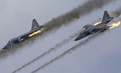 Video: Mãn nhãn khoảnh khắc phi công Su-25 biểu diễn tuyệt kỹ bay sát đất