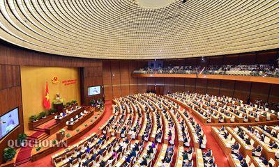 Hôm nay (23/10), Quốc hội bầu Chủ tịch nước, miễn nhiệm Bộ trưởng TT&TT Trương Minh Tuấn