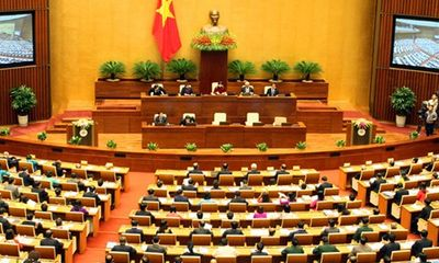 Quốc hội tiến hành lấy phiếu tín nhiệm