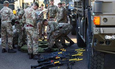 50.000 binh sĩ NATO chuẩn bị tập trận lớn nhất kể từ Chiến tranh Lạnh