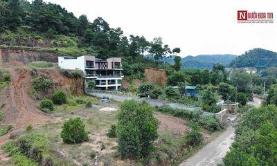 Bất chấp lệnh cấm, biệt thự rừng phòng hộ Sóc Sơn
