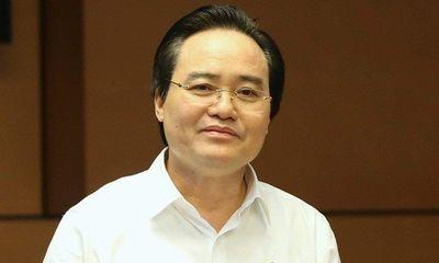 Xếp hạng 48/48, Bộ trưởng Phùng Xuân Nhạ nói về kết quả lấy phiếu tín nhiệm