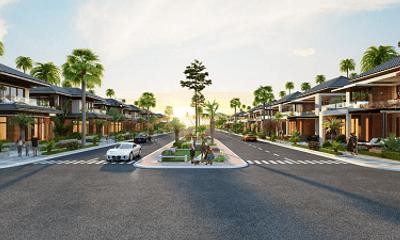 Phan Thiết công bố dự án biệt thự biển PARADISE BAY