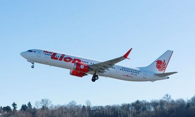 Boeing 737 MAX 8 chở 189 người lao xuống biển được quảng cáo là