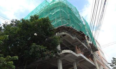 Đà Nẵng: Rơi từ tầng 7 xuống đất, một công nhân tử vong tại chỗ