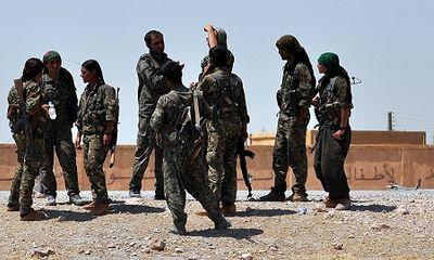 Thổ Nhĩ Kỳ bất ngờ không kích đồng minh mạnh nhất của Mỹ tại Syria