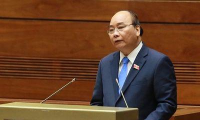 Thủ tướng Nguyễn Xuân Phúc trả lời chất vấn