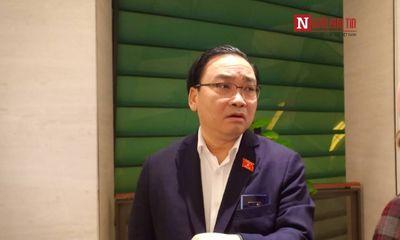 Bí thư Thành ủy Hoàng Trung Hải: Không dám khẳng định hết năm 2018 Hà Nội cấp 100%