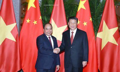 Chuyến đi 'xúc tiến thương mại' cho nông sản, hàng hóa Việt của Thủ tướng
