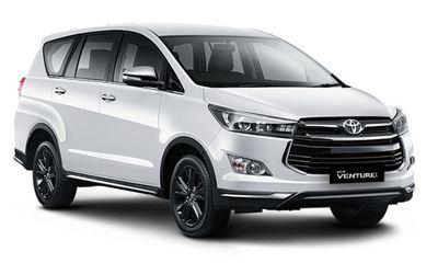 Bảng giá xe Toyota mới nhất tháng 11/2018: Innova được điều chỉnh tăng từ 20-30 triệu đồng