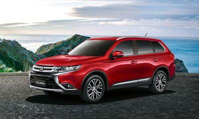 Bảng giá xe Mitsubishi mới nhất tháng 11/2018: Mirage phiên bản MT giá chỉ 350,5 triệu đồng