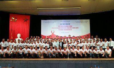 Tôn vinh 100 người hiến máu tiêu biểu toàn quốc