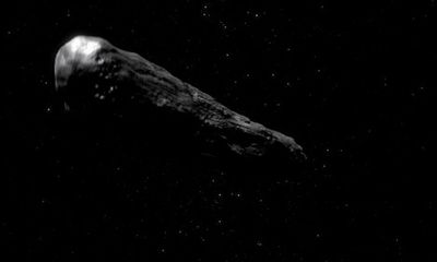 Vật thể lạ có hình dạng như điếu xì gà bay ngang Trái Đất là tàu vũ trụ ngoài hành tinh?