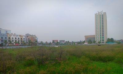Dự án TTTM Nguyễn Kim Thanh Hóa (Kỳ 1): Hơn 4 năm triển khai vẫn là bãi đất trống trải, hoang vu!