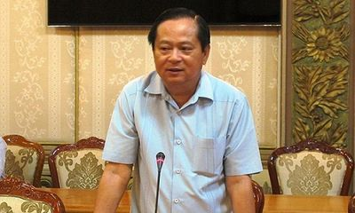 Nóng: Nguyên Phó Chủ tịch TP.HCM Nguyễn Hữu Tín tiếp tục bị khởi tố