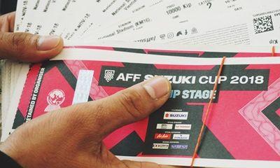 Vé xem AFF Cup 2018: