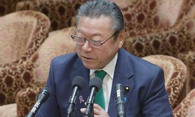 Bộ trưởng phụ trách an ninh mạng tại Nhật Bản gây