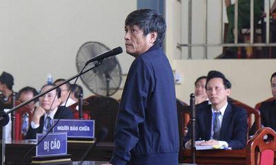 """Lời khai nhân chứng C50 """"tố cáo"""" sự quanh co của ông Nguyễn Thanh Hóa"""