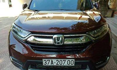 Tin tức thời sự 24h mới nhất ngày 24/11/2018: Trần tình của trưởng công an phường đi xe biển giả