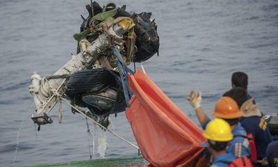 Hộp đen tiết lộ phút cuối cùng trên chiếc máy bay Lion Air rơi ở Indonesia