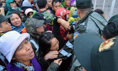 Hoàn tất công tác trước đợt mở bán 20.000 vé trận bán kết đội của tuyển Việt Nam
