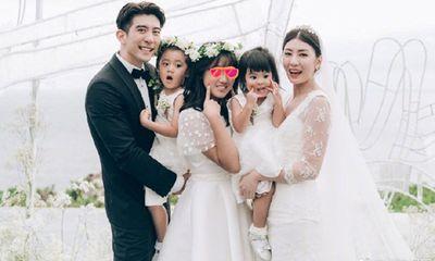 Giả Tịnh Văn: Hạnh phúc đến muộn sau cuộc hôn nhân nghiệt ngã với chồng đại gia